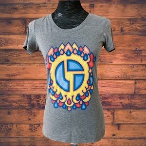 Bella Canvas Boho Festival Graphic Tee M